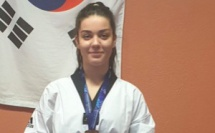 Taekwondo : la Bastiaise Pauline Audren sur le podium aux championnats de France