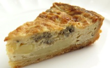 A Table : La quiche aux morilles