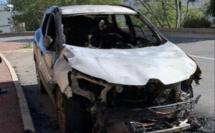 Bastia : une voiture incendiée à Lupino