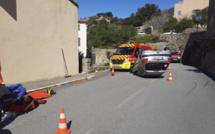 Véhicule sur le toit à Montemaggiore : la conductrice évacuée par hélicoptère