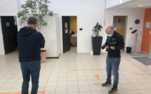 Un cabinet médical dédié au Covid-19  ouvre à Bastia