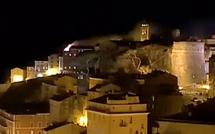 Bastia : feu et explosion dans un appartement  de la citadelle