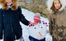 Les photos de cette neige de printemps que vous avez partagées avec nous