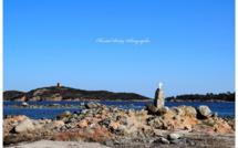 La photo du jour : un bol d'air… virtuel sur la plage de Pinarello