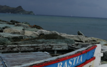 La photo du jour : Barcaggio, un jour de printemps, chargé de nuages