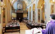Bastia : En confinement, comment prier chez soi avec le Père Georges Nicoli