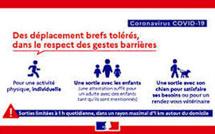 Covid-19 :  confinement à domicile pour la majorité des agents publics municipaux de l'Ile-Rousse