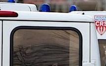 Bastia : La course-poursuite se termine contre un poteau. Trois CRS légèrement blessés