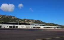 Plus qu'un seul vol  trois fois par semaine de et vers Marseille à l'aéroport de Calvi