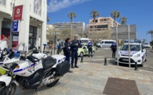 Confinement et courses - 125 contrôles mais seulement 2 contraventions en 30 minutes à Bastia
