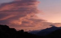 La météo du vendredi 3 avril 2020 en Corse