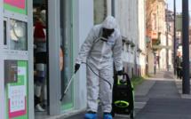 Covid - 19 : Opération désinfection à Sari-Solenzara