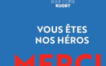 Ils combattent tous les jours le coronavirus : le Merci de la ligue corse de Rugby