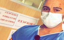 Nicolas, agent de sécurité aux urgences de Bastia : «Je me suis habitué à être exposé au Coronavirus»