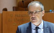 """Jean-Guy Talamoni : """"la rentrée scolaire, même restreinte, représente un danger"""""""