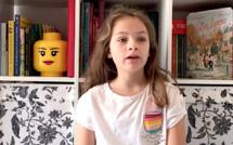 Les Petits champions de la lecture  : la Corse Malia lit Susie Morgenstern