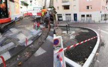 Ajaccio : Les travaux de proximité ont repris