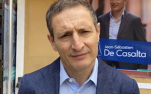 Municipales à Bastia : Jean-Sébastien de Casalta relance la campagne et prône l'union des listes d'opposition