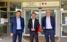 "Municipales : Jean-Sebastien de Casalta, Jean Zuccarelli et Jean-Martin Mondoloni déposent leur liste ""Unione per Bastia"""