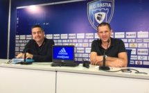 SC Bastia en National  : «avancer avec prudence, ne pas faire n'importe quoi »