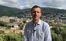 """Julien Morganti : """"Je veux être pour Bastia un maire de proximité"""""""