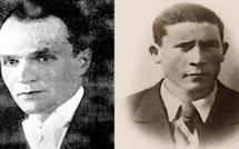 PCF : cérémonie à Ajaccio en hommage à André Giusti et Jules Mondoloni