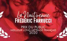 Champs-Élysées film festival : le prix du public pour Frédéric Farrucci