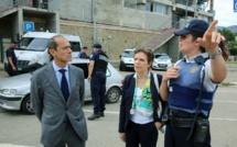 Ajaccio : Vaste opération de contrôle de police à la sortie de la ville