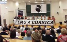 Femu a Corsica : L'appel aux militants
