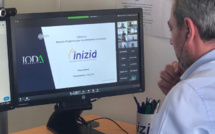 INIZIÀ-l'incubateur corse poursuit son cycle de webinars, conférences en ligne