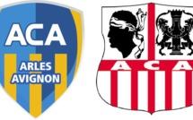 L'AC Ajaccio à Arles pour un tour de coupe