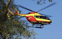 GR20 : un randonneur évacué sur l'hôpital de Corte