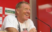 Dupont après Arles-AC Aiacciu : « Pas aidés par le terrain »