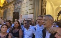 VIDEO - Municipales 2020 à Bastia : l'euphorie renouvelée