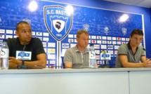 Le SC Bastia sans supporters à Nice : Le coup de gueule de Frédéric Hantz