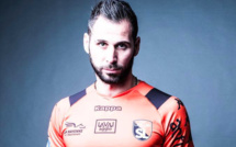 Football : Antony Robic signe au SC Bastia