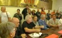Incidents de Baleone : Condamnation syndicale unanime
