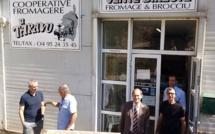 Les produits du terroir à l'honneur à Petreto-Bicchisano