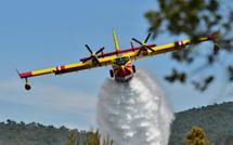 5 à 10 hectares détruits par les flammes à Castellu di Rustinu