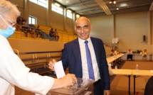 François-Marie Marchetti réélu président de la communauté de communes Calvi-Balagne