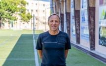 Coup de théâtre au FC Balagne : Dominique Veilex file à l'île de la Réunion