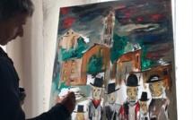 Exposition : «Le cri» vu par Joseph-Antoine Salviani