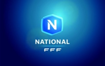 Football : Le calendrier du championnat National 1