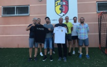 Noël Tosi manager général du FC Balagne