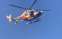 Corte : Un randonneur évacué par hélicoptère