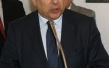 """Ange Santini : """" Le PADDUC ne solutionnera pas les maux de la Corse."""""""