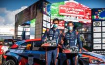 Pierre-Louis Loubet termine deuxième dans le Rally Stars Roma Capitale