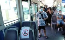 Port du masque dans les transports en commun : une intensification des contrôles
