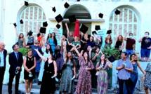 Une année marquante pour les infirmières de l'institut de formation de Bastia