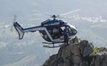 Monte d'Oru : un touriste, blessé, évacué sur Corte